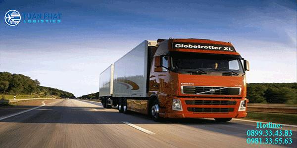 ngành vận tải đường bộ