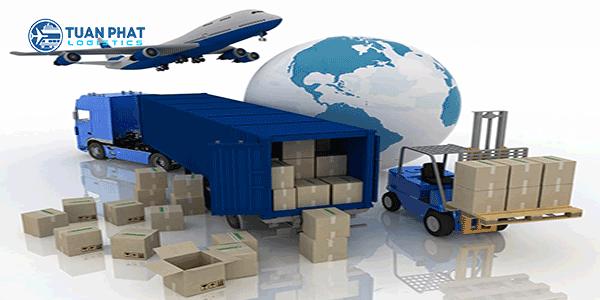 vận chuyển container bằng đường bộ