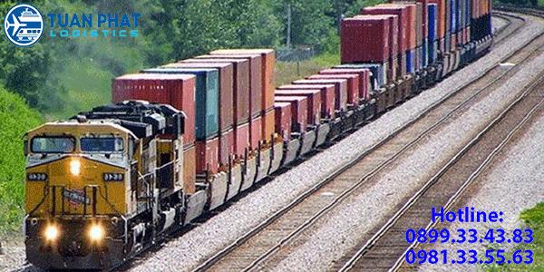 vận chuyển hàng hóa bắc nam bằng tàu hỏa